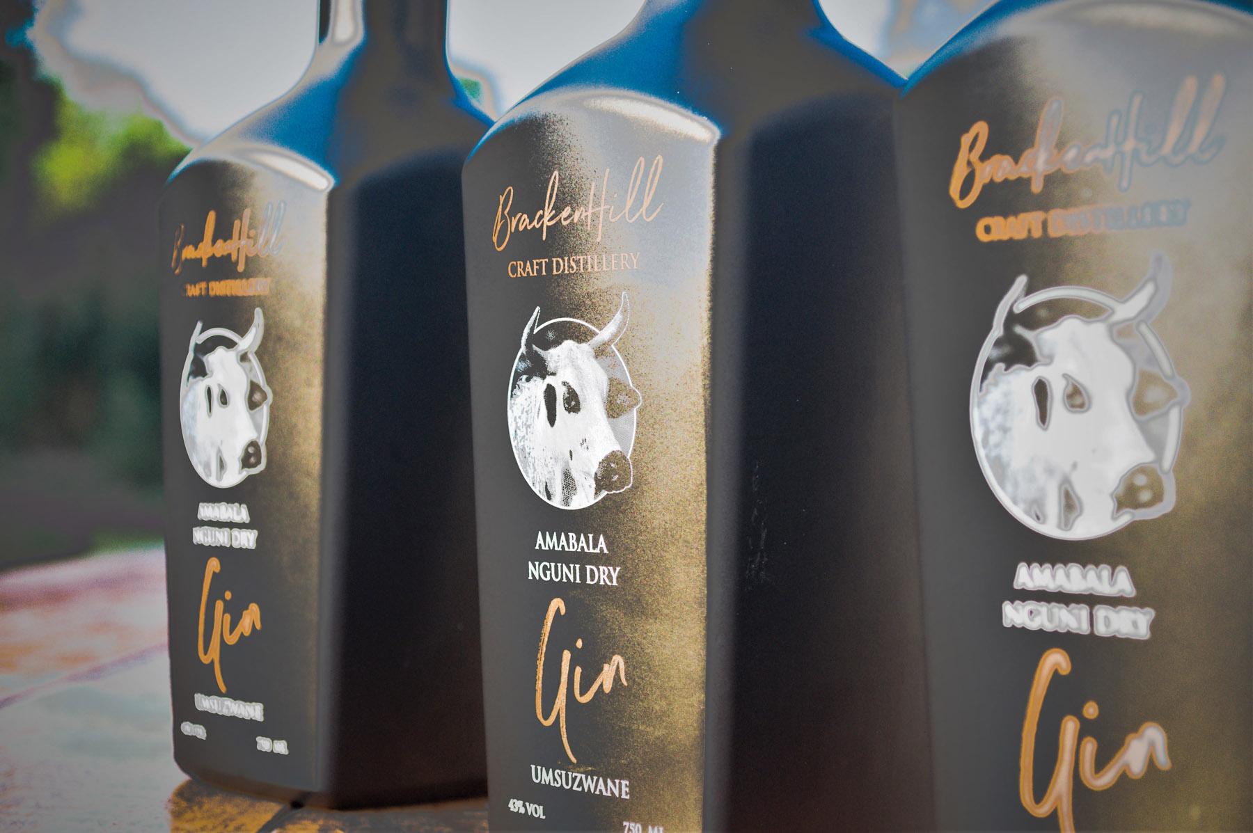 Amabala Nguni Dry Gin
